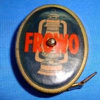 Frowo Werbebandmaß Vorkriegszeit